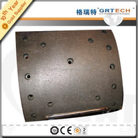 High quality tractor spare parts brake lining for Fiat