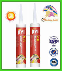 V-8 Fast Cure Acetoxy Silicone Sealant / Acetic Silicone Sealant / Glass silicone sealant