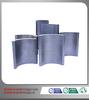 N42SH Nickel Coating Rare Earth Permanent Arc Magnet/ Segment Motor Magnet