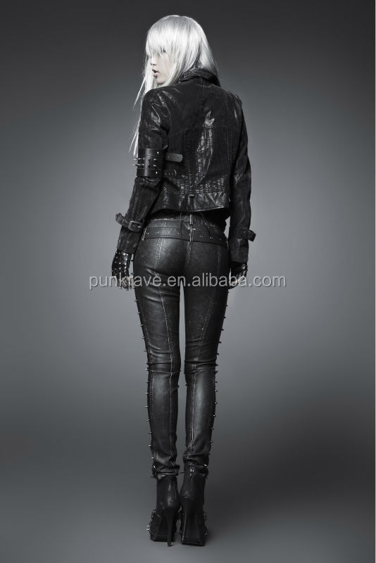 Punk clothing styles for women