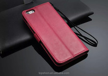 New Case For iPhone 6 Mobile Phone Protective Shell Case Leather Skin