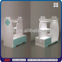 TSD-W1047 china supplier wood shopping mall display stand,baby clothes display stand,custom baby shop display