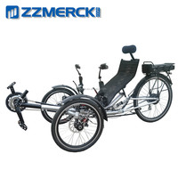 One Person Brand New High Quality Electric Recumbent Trike