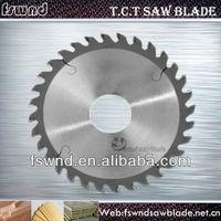 Long cutting life 75Cr1 V cutting tct circular saw blade