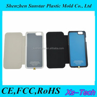 Ultra slim solar power kits phone charger battery case