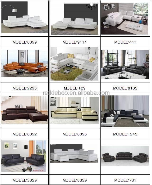 Sofá Muebles Importados De China, Muebles De Manzana Roja China, Nuevos  Productos Muebles