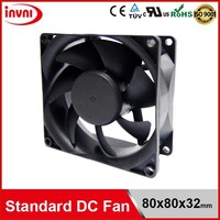 Standard SUNON 8032 80x32 80mm 80x80 Ventilation Mini Axial Flow 12V DC Electrical Cooling Fan 80x80x32 mm (PF80321B3-0000-A99)