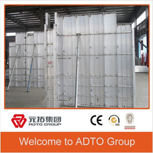 ADTO GROUP Best selling aluminum concrete slab formwork/aluminum formwork for construction/aluminium formwork for concretes form