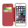 2015 hot selling new case for iphone 6 wallet book case