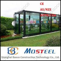 Durable Steel Frame Modular Homes