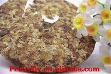 Yunnan Healthy Benefits 200g Puer Cake Tea ,Chinese Slimming fit Puerh Flower tea natural food