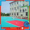 interlocking basketballer court flooring price hot sell