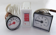 yuyao al aire libre de interior capilar indicador de temperatura