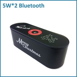 2015 cheap price 10W wireless portable mini bluetooth speaker for iPhone Android Smart Phones