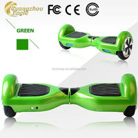 2015 Best Christmas Gift Support Customized Your Own Logo 2 Wheel Self Balancing Scooter