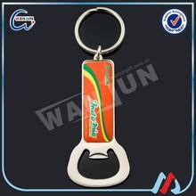 new design bottle opener metal custom metal keychain