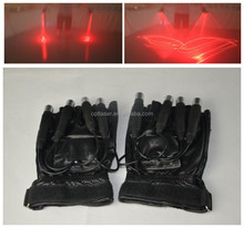 Laser gloves for stage show/Red Colors