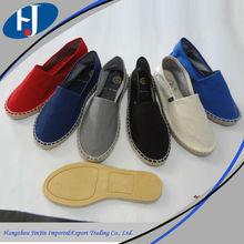 chaussure espadrille homme