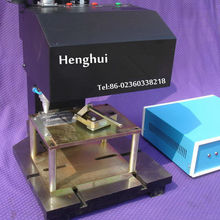 Pneumatic Portable dot peen marking Engraving machine