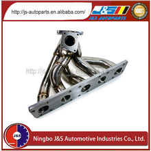 1.8Mm thinkness of pipe car exhaust manifold catalytic converter