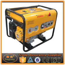 7HP Portable Small Size Generator Set For Sale With Different MODELS