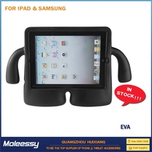Cool and greative eva cover case for ipad2