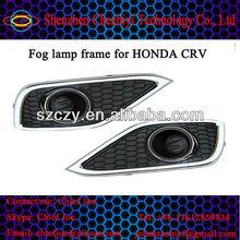 car Fog lamp frame/ cover for Honda CRV