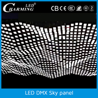 Adjustable sky series remote control smart led ceiling light