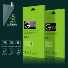 Factory OEM Tempered Glass Screen Guard for Samsung Galaxy S5 Mini