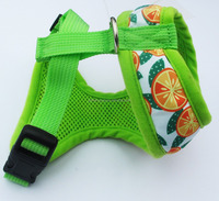 Top Sales Soft Mesh Fabric Pets Dog Harness