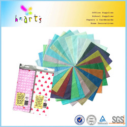 solid color tissue paper reams,tissue paper for making kite