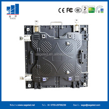 China HD P6 led screen p;rice for outdoor advertising use