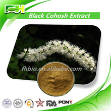 Wholesale 100% Natural High Purity Actaea Racemosa Extract