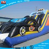 2015 high giant inflatable slide/dry slide for adults and children /inflatable dry truck slide