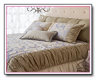 Beddings selecting different attractive