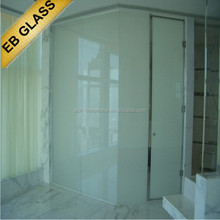 smart glass office partitions , smart glass doors internet control/ knob switch control EB GLASS BRAND
