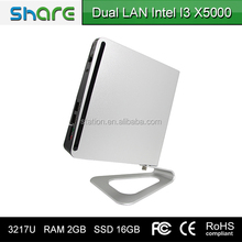 micro pc mini computer x5300 with 1080P manufacturer in China