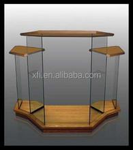 Modern Design Factory Sell Acrylic Church Pulpit/Church rostrum Designs/Acrylic platform
