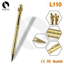 Shibell golden angel ballpoint pen, customized pen