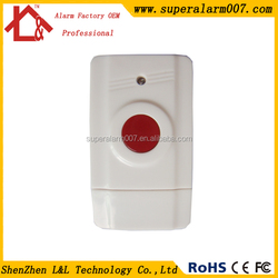 Cheap Wireless GSM PSTN Home Alarm Panic Cutton with CE Certificate