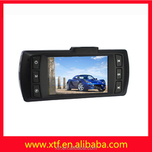Full hd 1080 p wide-angle AV - 2.7 inches OUT manual car camera hd DVR