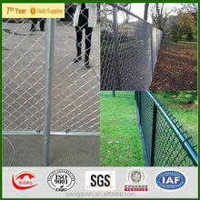 Wholesale galvanized fencing chain link for security FACTORY