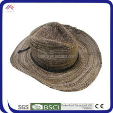 High quality Summer straw hats for adults,natural straw hat