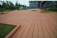 2015 hot selling 150x25C hollow wpc decking, outdoor flooring, wood plastic decking