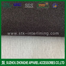 Best quality twill interfacing 8316 for mens suits 2014