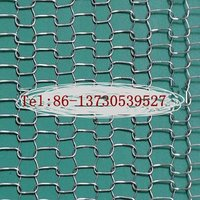 Stainless Steel Knitted Wire Mesh/Gas Liquid Mesh