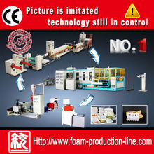 Widely Used PS Vacuum Forming Machine