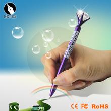 2015 promotional metal ball pen, aluminium metal ballpoint pen with logo