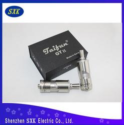 2015 Shenxingkang best selling ecigarette 1:1 clone Taifun GT II RDA vaporizer taifun gt2 clone hoting in alibaba
