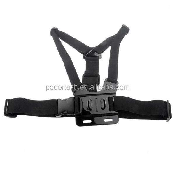 Gopro chest strap mount